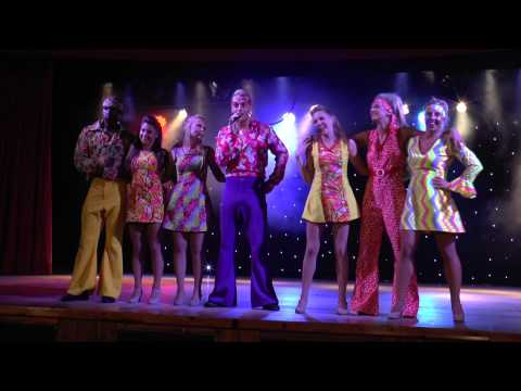 Seabank Resort Entertainment Show - THE GOLDEN ERA