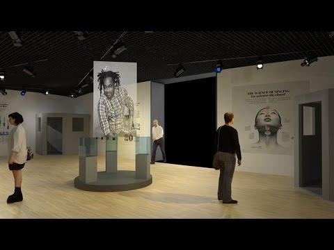 Discover Studio Bell: NMC Exhibitions