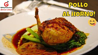 Pollo al horno jugoso y delicioso | Baked Chicken easy recipe