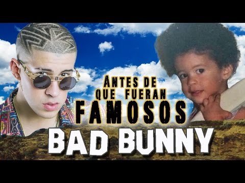 BAD BUNNY  Before They Were Famous  DILES