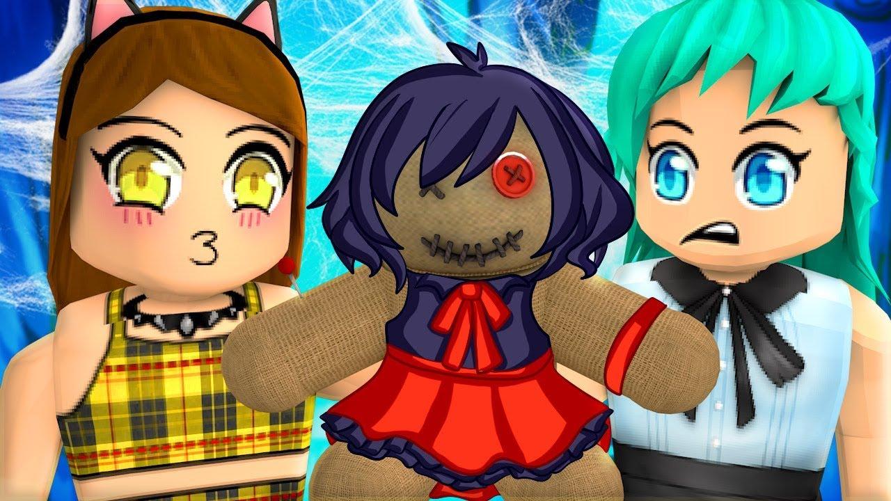 The Creepy Haunted Roblox Doll Youtube