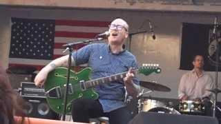 Mike Doughty - Tremendous Brunettes - Hoboken Arts & Music Festival 2013