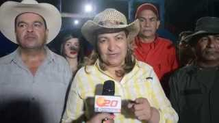 Invitacion de Gobernadora Santaella a la Expo Monagas Productiva 2015