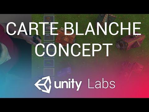 Carte Blanche concept