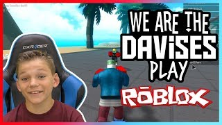 Are You Ready To Rumble | Roblox Boxing Simulator EP-39 Revised | We Are The Davises Gaming