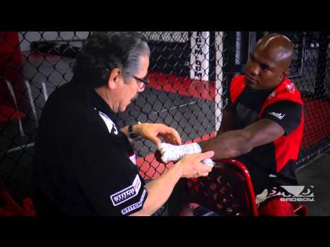 Wrap Your Hands for MMA with Stitch Duran