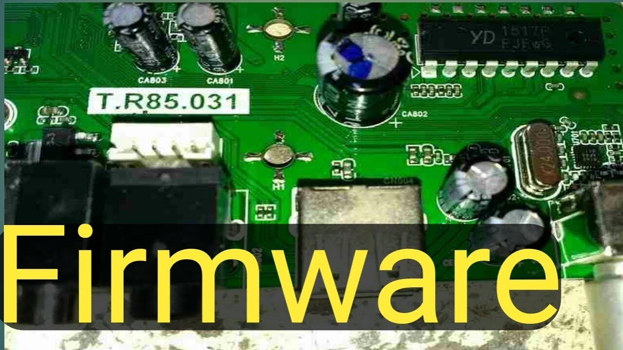 T R85 031 Firmware | universal LED TV board