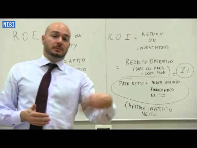 Pillole di Finanza   Gli indici economico finanziari