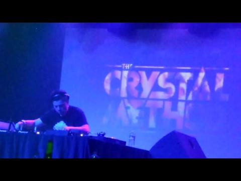 "The Crystal Method ""Trip Like I Do/Bulls on Parade"" 2017 Live at the Mezzanine San Francisco"