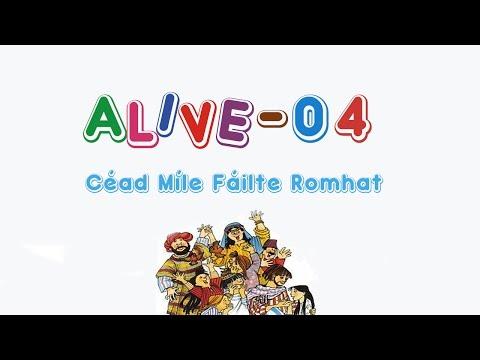 AO 4  Céad Míle Fáilte Romhat