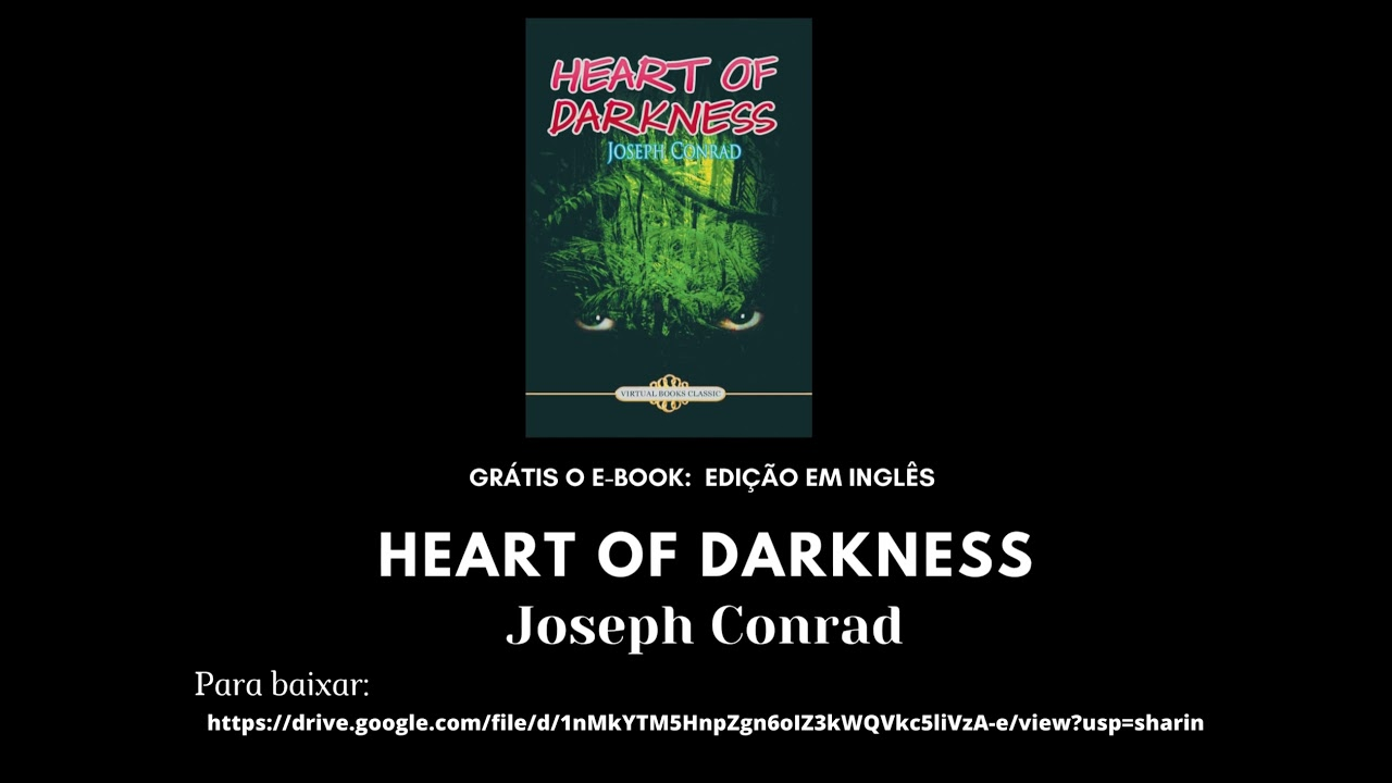 Heart Of Darkness PDF Free Download