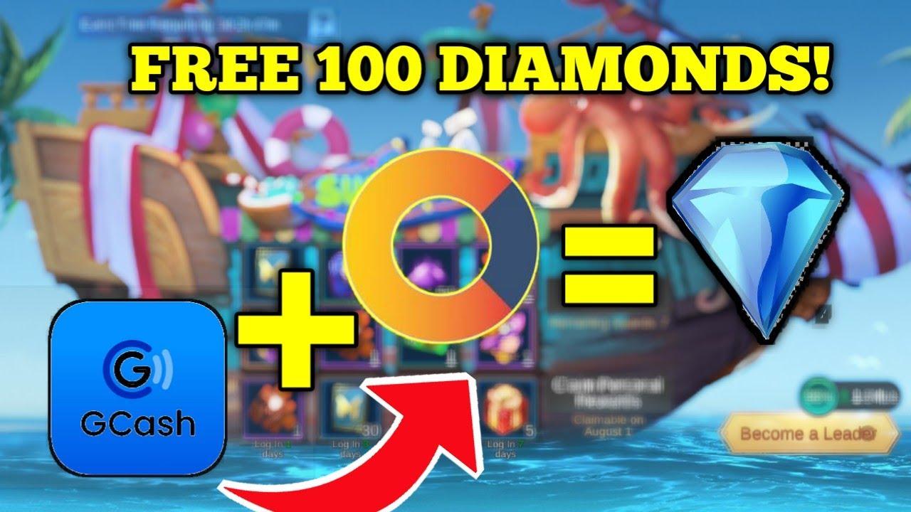 App for Diamonds | Get 100 Diamonds in Mobile Legends Free!