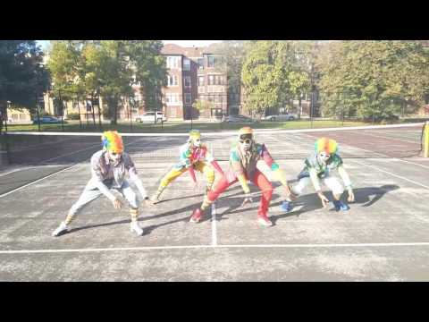 THE CREATORS OF #FTCCHALLENGE ( OFFICIAL DANCE VIDEO) FRESH THE CLOWNS