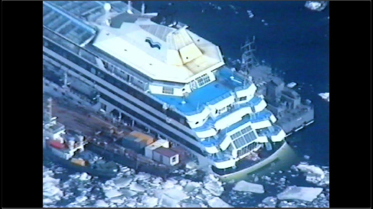 Afbeeldingsresultaat voor MS Sally Albatross 1994 sinking