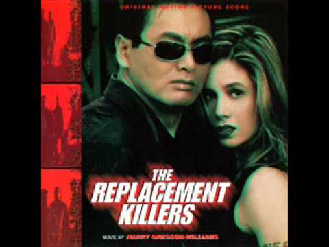 The Replacement Killers soundtrack - Ithaka - Escape From the City of Angels