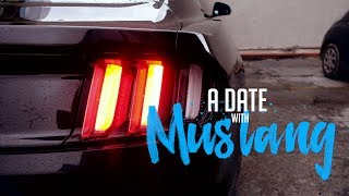 A date with Mustang