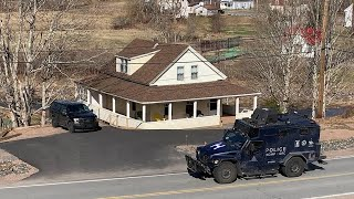 N.S. resident 'up all night' amid active shooter incident