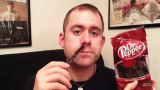 Soda Flavored Licorice Twists - One Take Review