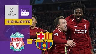 Liverpool 4-0 Barcelona | Champions League Highlights