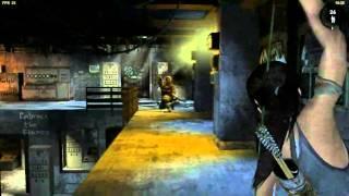 Tomb Raider (2013) - short gameplay