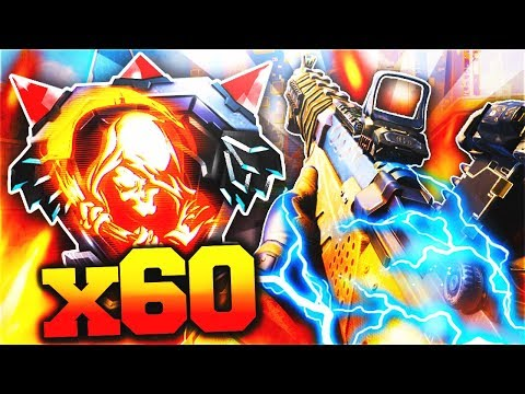 NEW EPIC DLC WEAPON NUCLEAR MEDALS IN BLACK OPS 3! - NUCLEAR MEDAL w/ EVERY RANGED DLC WEAPON!