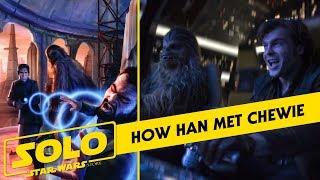 How Han Met Chewie - Star Wars Canon vs Legends