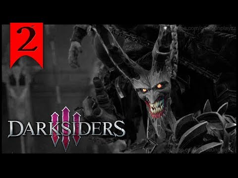 Darksiders 3   2   #Apocalyptic difficulty level WALKTHROUGH