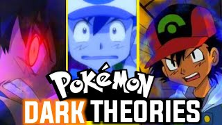 Pokémon Dark Theories | Pokemon Horror Story | Dark Theory Of Pokemon World In Hindi