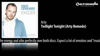 CD2.12 Arty - Twilight Tonight (Arty Remode)