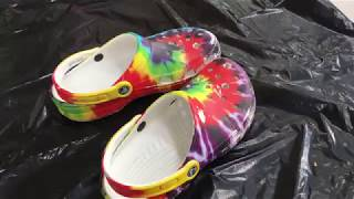 HYDRO Dipping CROCS (CottonCandy)