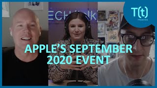 Apple's September 15 event: Why Apple may host multiple events