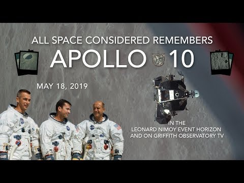 All Space Considered Remembers Apollo 10