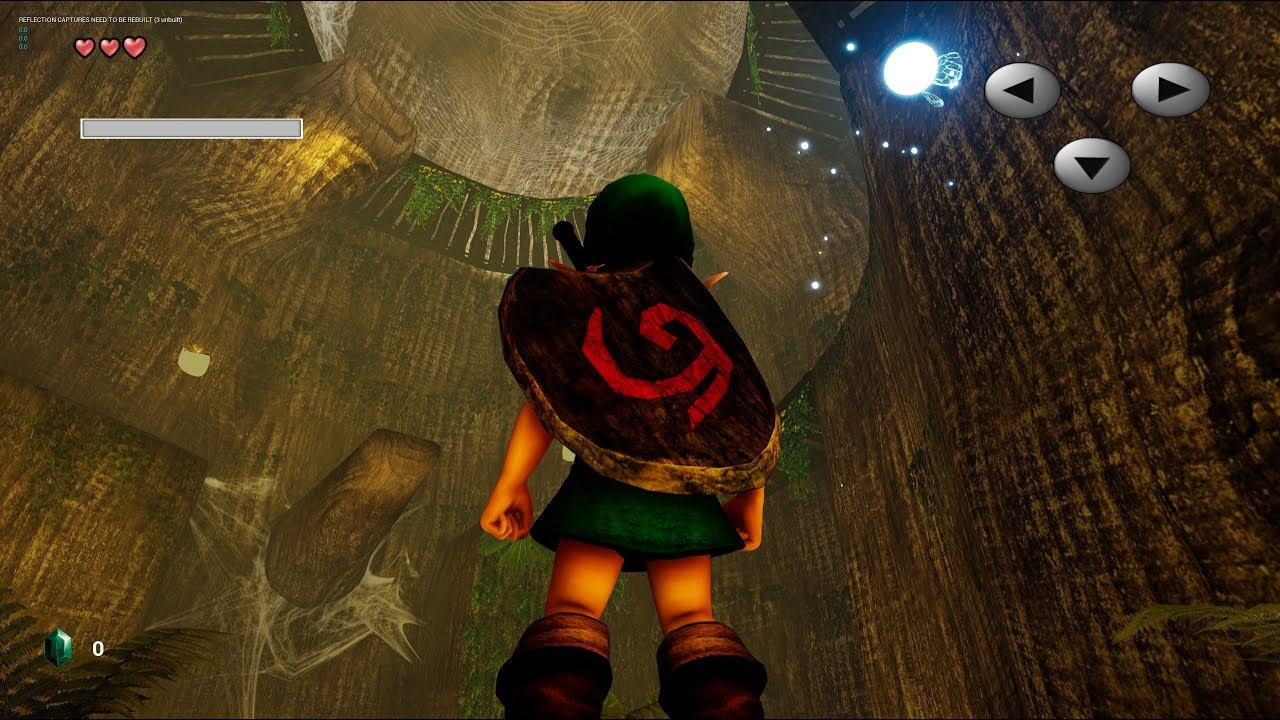 Zelda: Ocarina Of Time Looks Amazing With Modern Graphics
