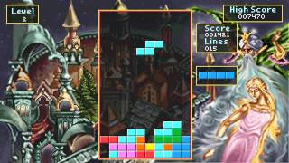 Video Tetris Classic Game Sample - PC/DOS download MP3, 3GP, MP4, WEBM, AVI, FLV Oktober 2018