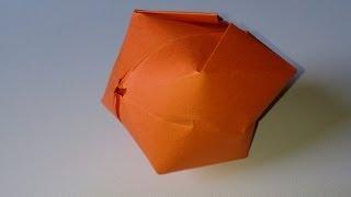 Origami : Une bombe à eau ! super simple et rapide !