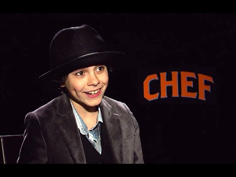 Emjay Anthony Interview - Chef (2014) JoBlo HD