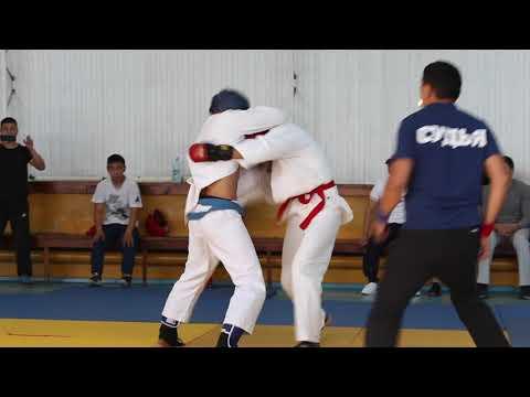 Чемпионат республики по рукопашному бою