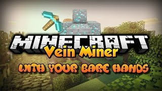 How to add stone to veinminer