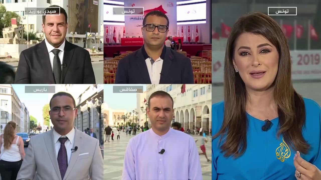الجزيرة:نافذة من تونس - صمت انتخابي يسود الداخل وتواصل التصويت بالخارج