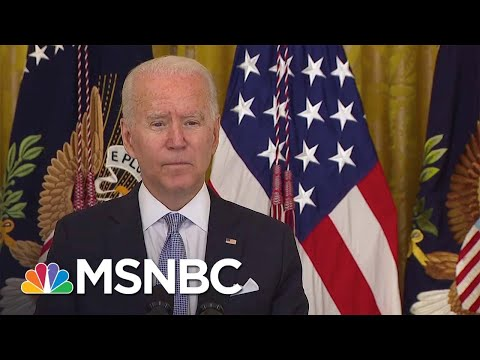 Biden Announces Covid-19 Vaccine Incentives, Mandates For Federal Workers