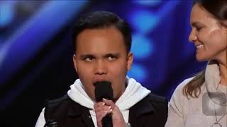 Golden Buzzer: Kodi Lee Wows You With A Historical Music Moment! - America's Got Talent 2019