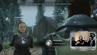 Dragon Age: Inquisition - NEW PC Gameplay Oct 25 2014 Part 1 of 2
