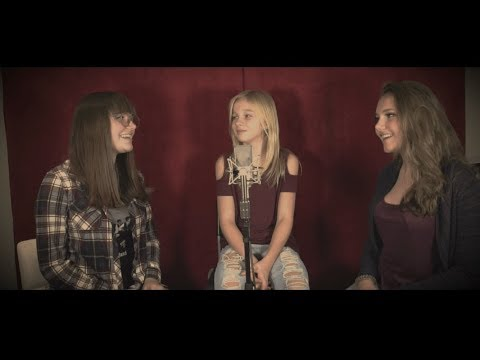 Drummer Boy (Peace on Earth) cover by Jadyn Rylee with Alyssa and Ainsley