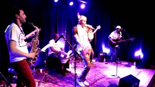 Trinity Mpho Live at Small World Music Centre