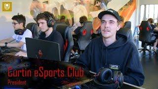 Australia's biggest mobile eSports arena comes to Curtin