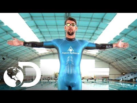 Phelps vs Tiburón: ¡Todo lo que necesitas saber! | Shark Week | Discovery Latinoamérica
