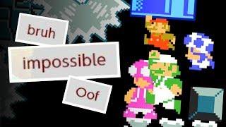 The Dangers of Mario Maker Online