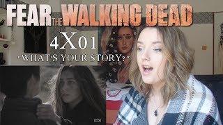 Fear the Walking Dead   Reaction 4x01