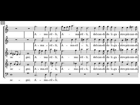 Monteverdi: Cruda Amarilli (5th Madrigal Book)