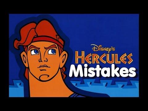 Disney Hercules Movie – Movie Mistakes, Fails, Movie Clips and Movie Mistakes